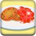 香草番茄煎肉饼