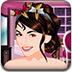 头带发型化妆