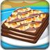 奶酪巧克力蛋糕