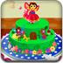 花仙子蛋糕