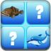 海底动物记忆翻牌