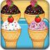 蛋卷冰淇淋蛋糕