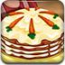 学习制作胡萝卜蛋糕
