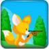 小动物森林保卫战