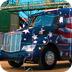 美国卡车拼图