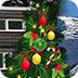 逃离圣诞节雪屋
