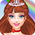 长发公主和芭比装扮小游戏