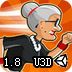 ��怒的老奶奶玩酷跑1.8