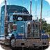 肯沃斯W900大卡车