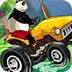 熊猫运输车