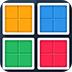 移动彩色方块