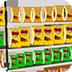逃离食品超市