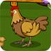 救援母鸡和小鸡