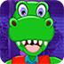 救援绿鳄人