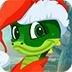 救援圣诞鳄鱼