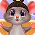 可爱的老鼠关怀和换装