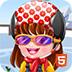 小宝贝的滑雪服