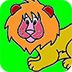 狮子图画册