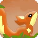小松鼠收集松果2