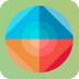 几何扩大圆球