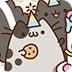 小猫咪的生日派对