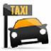 出租车标志记忆