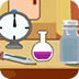 奇怪实验室逃脱小游戏