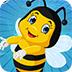 救援漂亮的蜜蜂