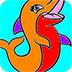 小海豚图画册