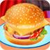 自制蔬菜汉堡
